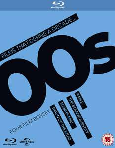 Films That Define A Decade: '00s [Blu-ray] £4.49 (£7.48 without Prime) @ Amazon.co.uk