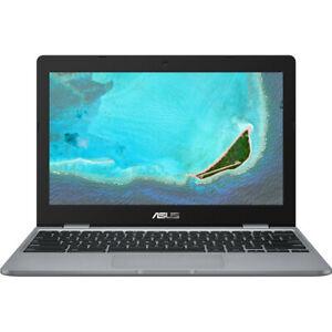 "Asus C223NA-DH02 11.6"" Chromebook 4 GB RAM 32GB Intel® Celeron® ChromeOS - Grey £127.20 @ ebay/AO"