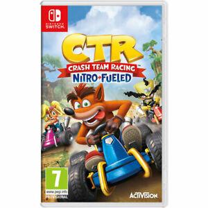 Crash™ Team Racing Nitro-Fueled (Nintendo Switch) £20 Delivered @ AO / Ebay