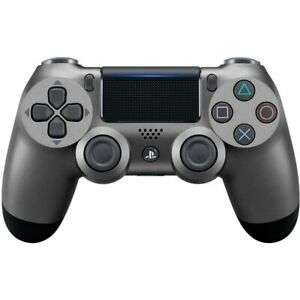 Sony PlayStation DUALSHOCK 4 Wireless Controller V2 -  Steel Black - £36 @ AO Ebay