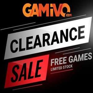 Clearance Sale at Gamivo - Free Steam CD Key Games (Limited Stock) - See titles in post