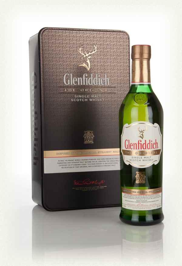 Glenfiddich the original - £46.28 per bottle / £51.17 Delivered @ Masters of Malt