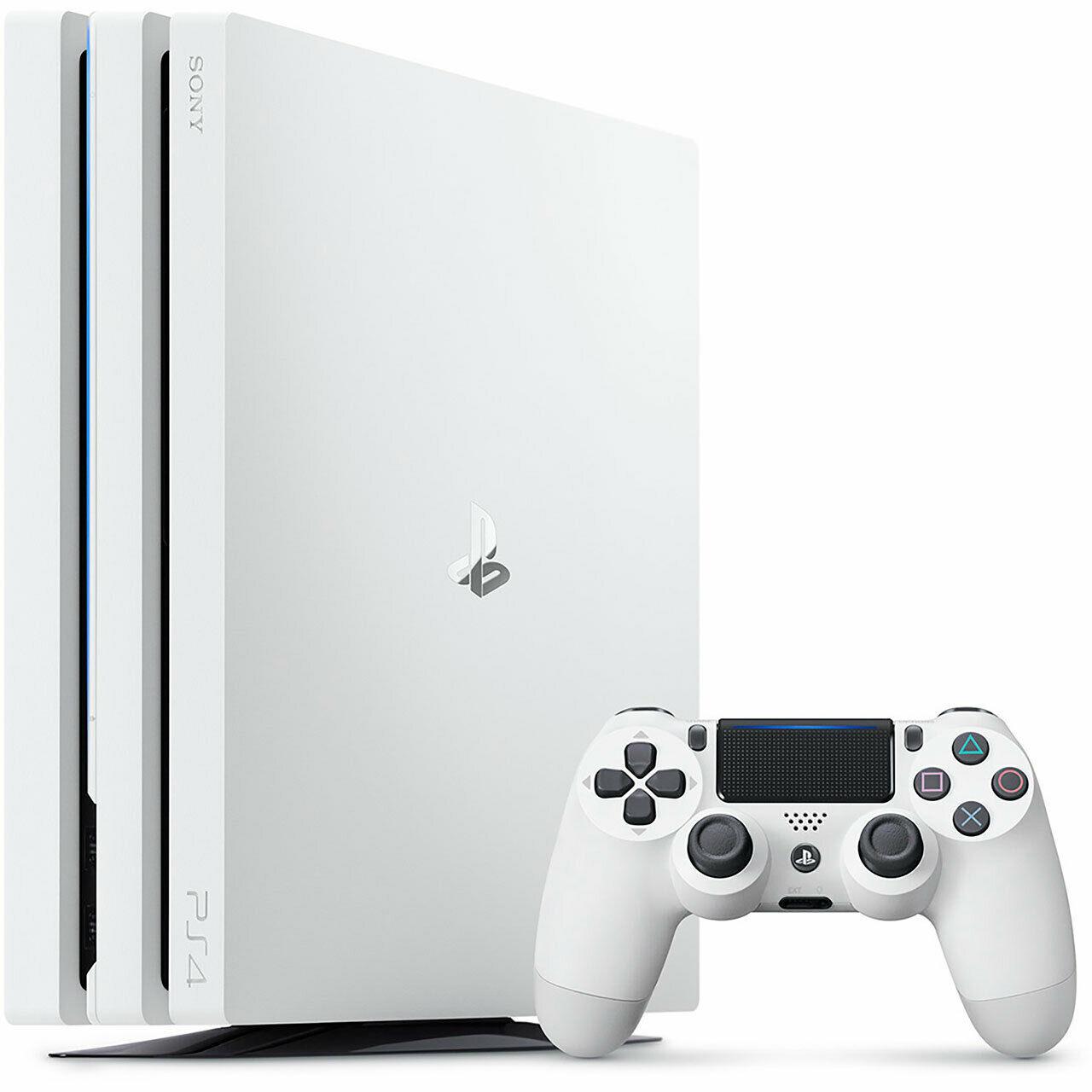 PS4 PlayStation 4 Pro White 1TB @ AO eBay £279.00 using code