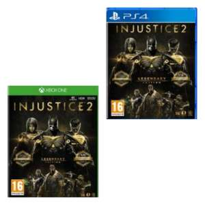 [Xbox One/PS4] Injustice 2 Legendary Edition - £15.85 delivered @ Simply Games