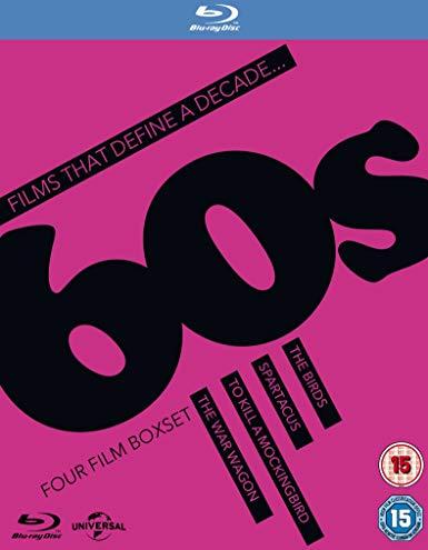 Films That Define A Decade: '60s Blu-ray now £4.49 Prime + £2.99 non Prime at Amazon