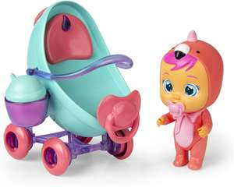 Cry Babies Magic Tears Fancy's Vehicle @ Amazon £10 Prime £14.49 Non Prime