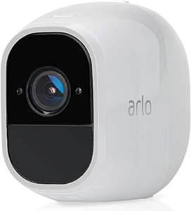 Arlo Pro2 VMC4030P Smart Home Security Add-On Camera, Rechargeable, Night Vision, Indoor/Outdoor, 1080p, 2-Way Audio £179.99 @ Amazon