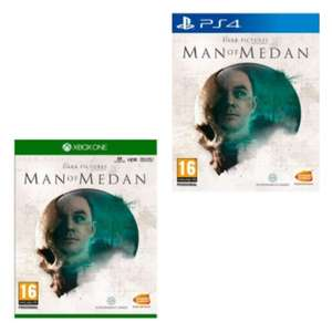 [Xbox One/PS4] The Dark Pictures Anthology: Man Of Medan - £16.95 delivered @ The Game Collection