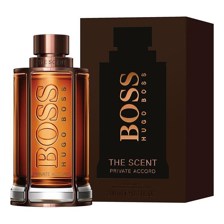 Hugo Boss The Scent Private Accord Eau de Toilette 200ml Spray Boxed Sealed £39.96 @ perfume_shop_direct ebay