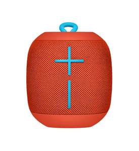 Ultimate Ears WONDERBOOM Bluetooth Speaker Waterproof with Double-Up Connection - Fireball Red - £44.41 @ Amazon