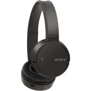 Sony Wireless On-Ear Headphones WH-CH500 - Black - £28 (With Code) @ eBay / AO