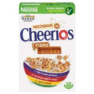 Nestle Cheerios 375g £1.27 @ Waitrose & Partners