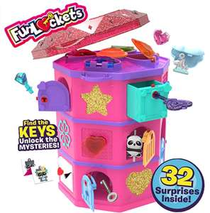 Funlockets Secret Surprise Treasure Hunt Tower £23 @ Amazon