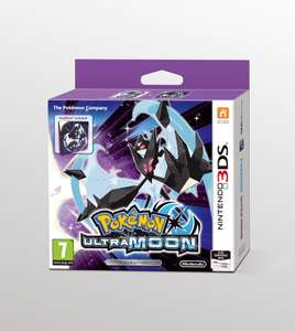 Pokemon Ultra Moon Fan Edition - £37.50 @ Coolshop