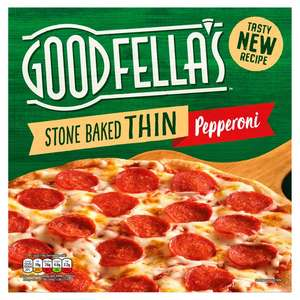 Goodfella's Stone Baked Thin Pizza - 3 for £3 @ Morrisons