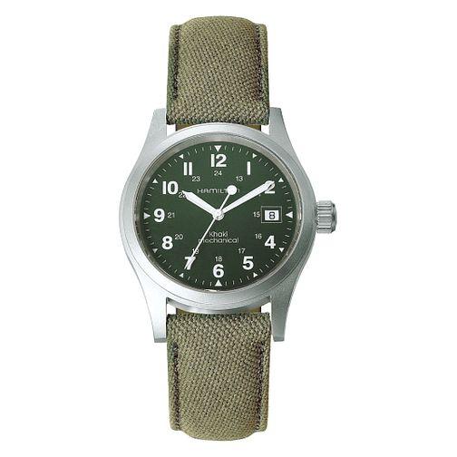 Hamilton Khaki Mechanical Watch - £230 @ Ernest Jones