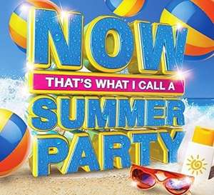 Now That's What I Call A Summer Party  - CD £3.25 @ Amazon Prime (+£2.99 non-Prime)