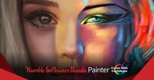 Humble Software Bundle - PhotoMirage/ Corel Painter 2019 /PaintShop Pro Ultimate / Gravit Designer Pro & more 89p Onwards @ HumbleBundle