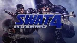 SWAT 4: Gold Edition (PC) £3.99 @ GOG