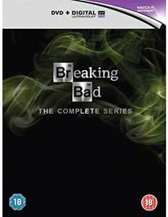 Breaking Bad: The Complete Series (2008 - 2013) (DVD + Digital Copy) £11.98 (Prime) / £14.97 (non Prime) @ Amazon UK