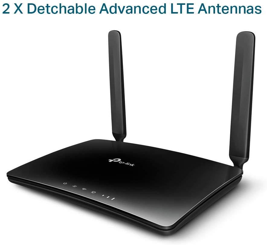 Tplink Archer MR400 AC1200 4G dual band router £99.99 @ Amazon