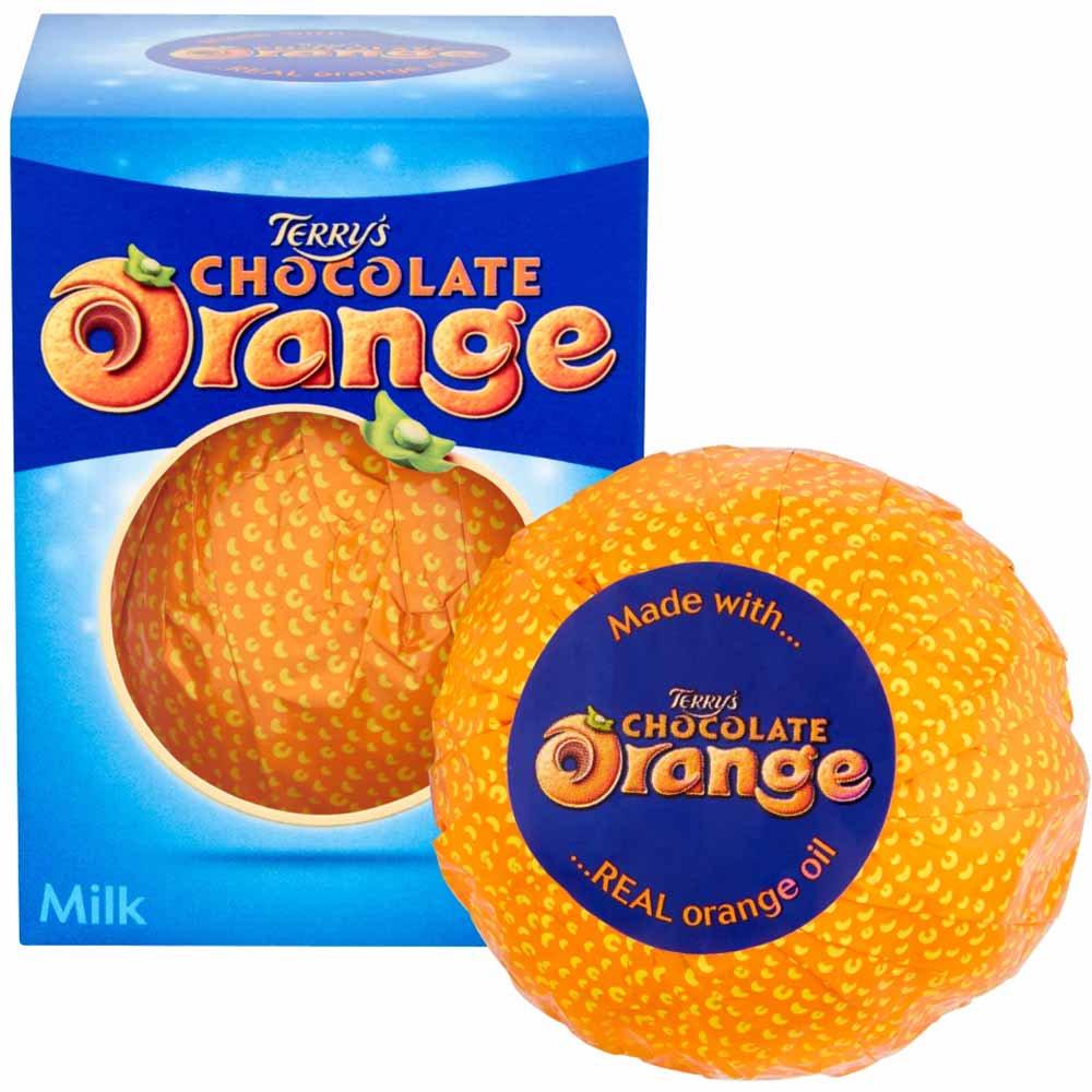 Terry Chocolate Orange Milk Ball 157g 75p in Wilko