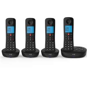 BT Essential QUAD phone reduced to only £49.99 Robert Dyas - free c&c