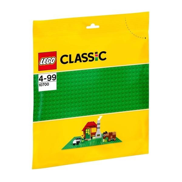 LEGO 10700 classic large green base plate £4.50 (Prime) / £8.99 (non Prime) at Amazon