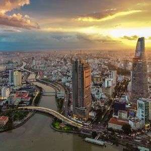 October 2019 flights from London Heathrow to Ho Chi Minh City Vietnam  £360.99 China Southern 22-31 October with BudgetAir