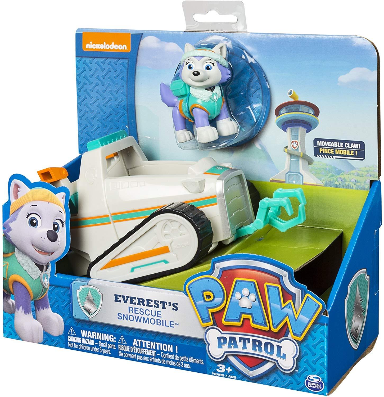 Paw Patrol Everest + vehicle £9 (Prime) / £13.49 (non Prime) at Amazon