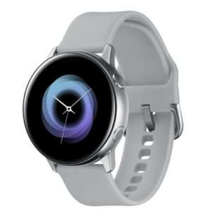 Samsung Galaxy Watch Active SM-R500 - Silver Smartwatch £115.89 @ Eglobal Central