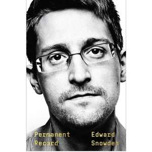 Hardback: Snowden - Permanent Record £12.94 Amazon