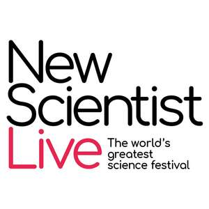 free tickets for the New Scientist Live Friday Night festival