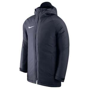 Mens Nike Academy 18 Sideline Fill Jacket in navy blue - £38.00 delivered with Amazon