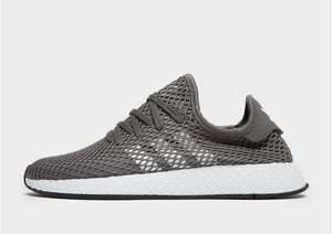 adidas Originals Deerupt Grey £40 (Free C&C) @ JD Sports