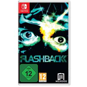 Flashback (Nintendo Switch) £5.39 @ Nintendo eShop