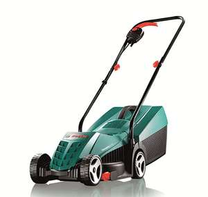 Bosch Rotak 32R Electric Rotary Lawnmower with 32 cm Cutting Width £64.99 @ Amazon