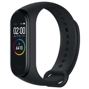 Xiaomi Mi Band 4 Smart Bracelet (China Version) - Black £19.99 @ Gearbest