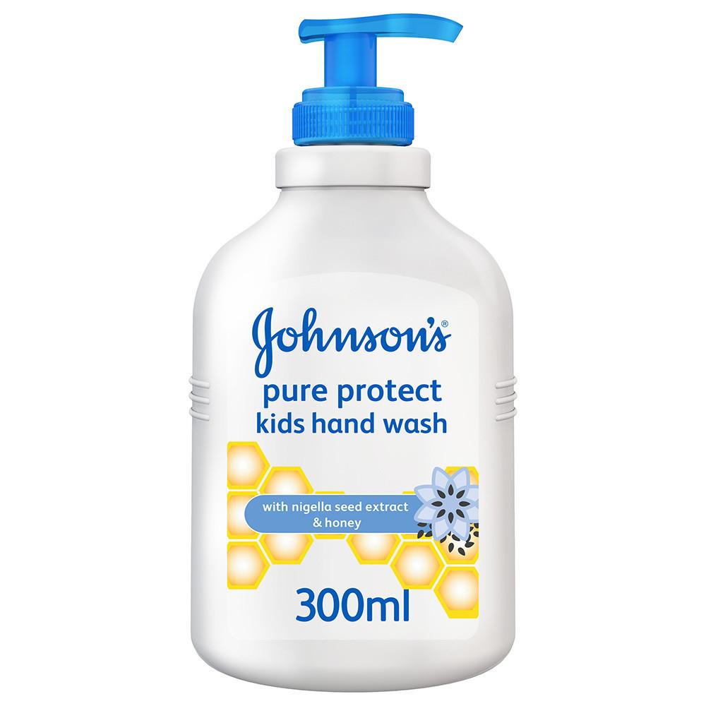 Johnsons pure protect kids hand wash 300ml @ watt bros clydebank
