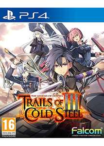 The Legend of Heroes: Trails of Cold Steel III - Early Enrollment Edition (PS4) £39.85 Delivered @ Base