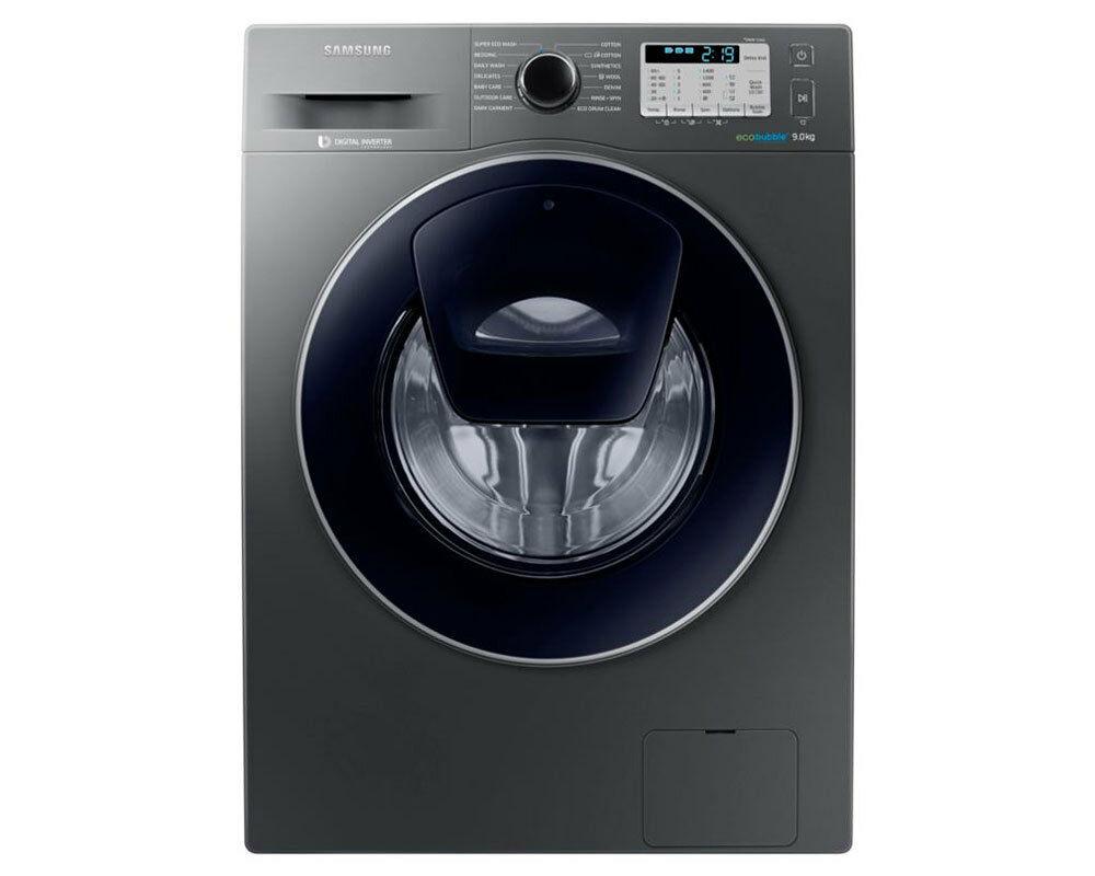 Samsung AddWash WW90K5413UX/EU Washing Machine, 9kg Load, A+++ Energy Rating, 1400rpm Spin, 5 Year Warranty £369 ebay /  cramptonandmoore