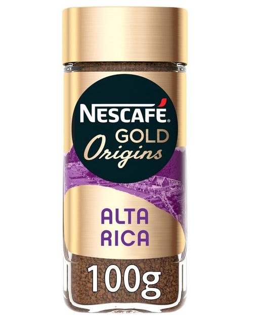 100g Alta Rica Coffee jar £2.25 @ Morrisons