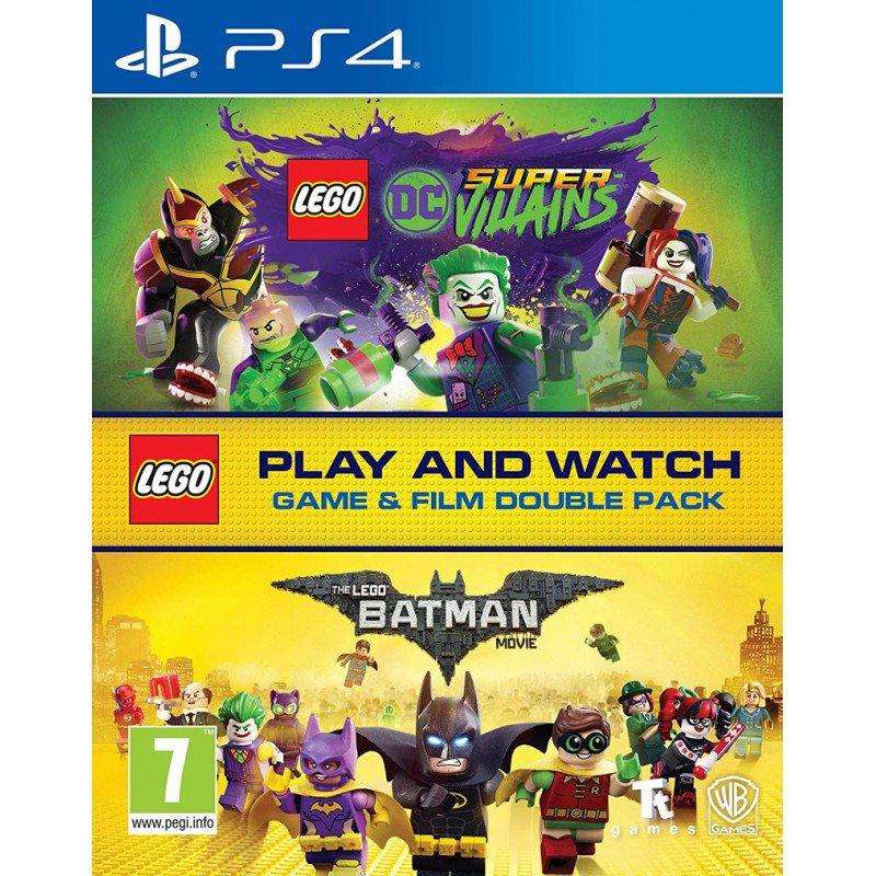 Lego DC Supervillains Double Pack (PS4) £21.85 Delivered @ Base