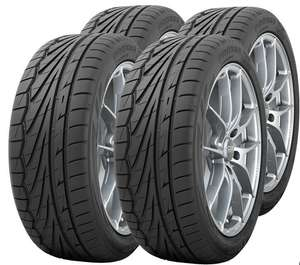4 x 225 45 17 Tyres - Toyo TR1 £161.86 / Proxes £170.72 / Uniroyal RainSport 3 £181.82 delivered with code @ eBay Demon Tweeks