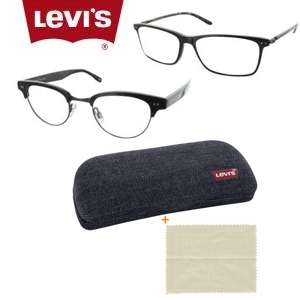 Levi's Prescription Glasses - 31 Styles To Choose From £19 Delivered - With Free Case & Cloth @ Speckyfoureyes