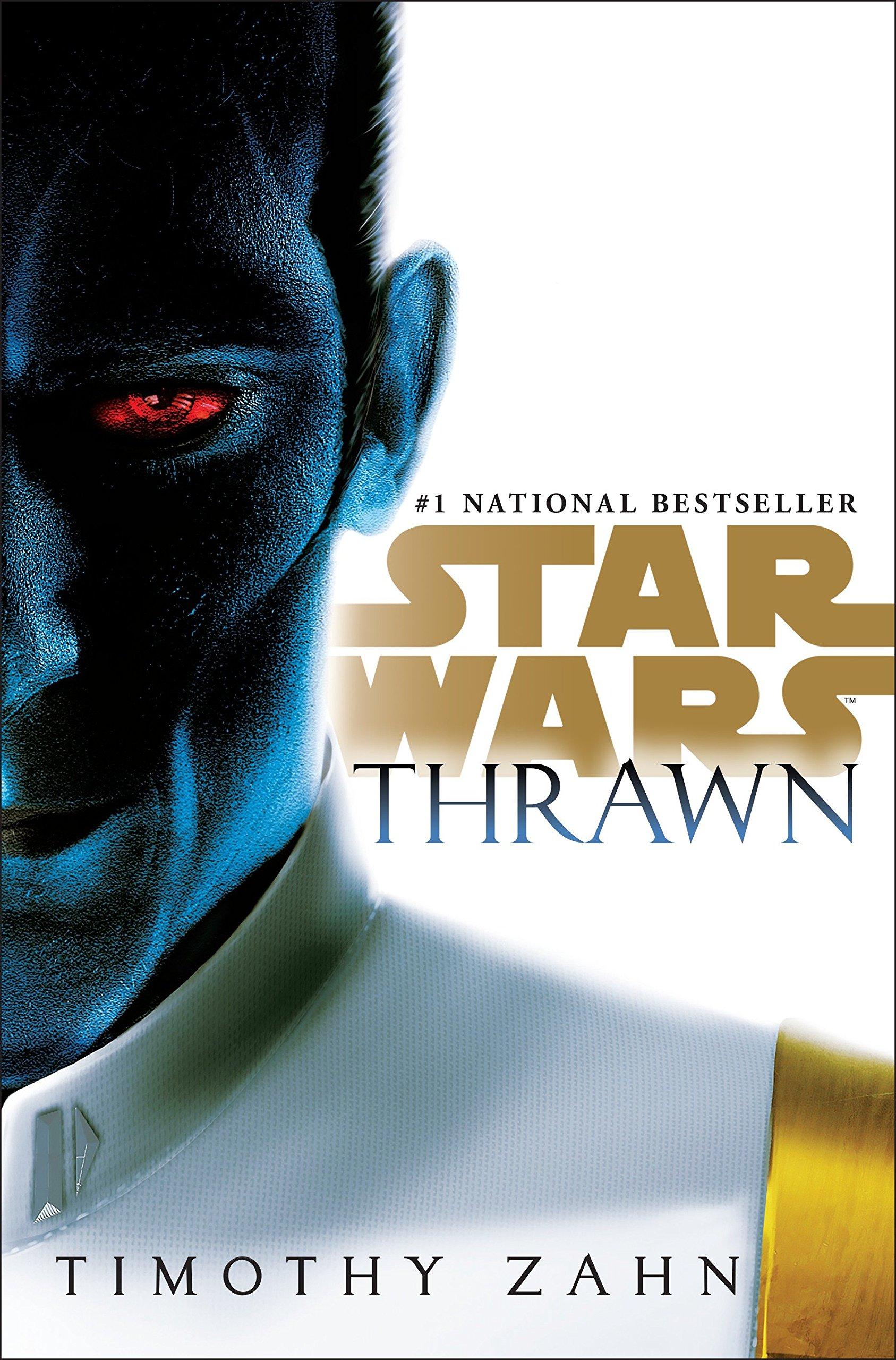 Star Wars: Thrawn (Kindle Edition) by Timothy Zahn £1.99 @ Amazon