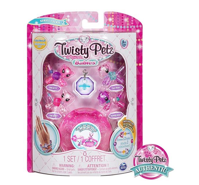 Twisty petz babies pack of £4.99 prime / £9.48 non prime @ Amazon