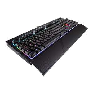 Corsair K68 RGB Cherry MX Red Mechanical Keyboard £79.98 Delivered @ Box