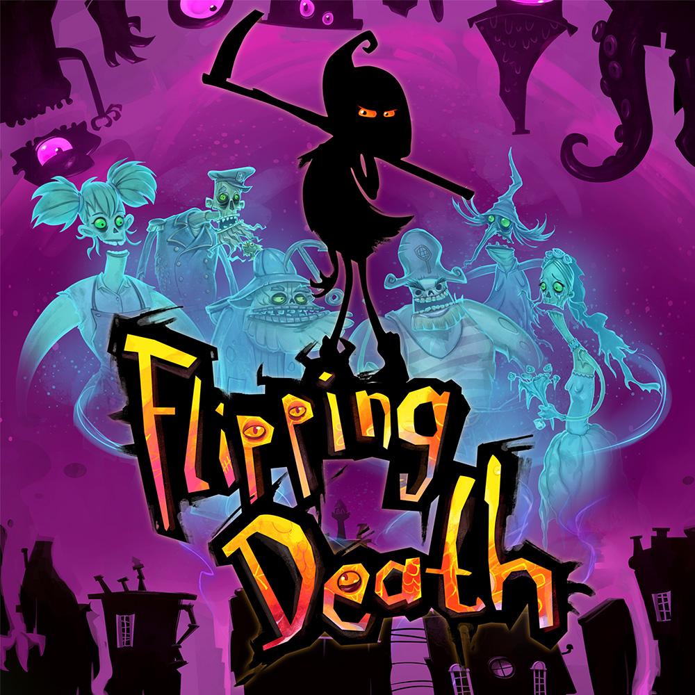 Flipping Death (Nintendo Switch) for £5.39 @ Nintendo eShop