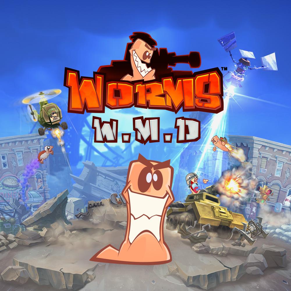 Worms WMD (Nintendo Switch) £9.99 @ Nintendo shop